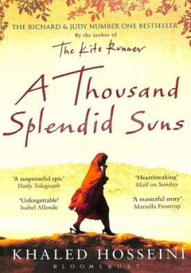 A Thousand Splendid Suns - Paper Back