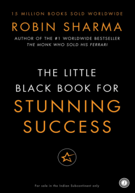 The little black book for stunning success