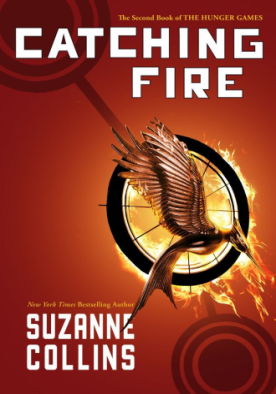 Catching Fire  - The Hunger Games Book 2
