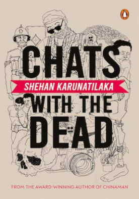 Chats with the Dead - HARD COVER