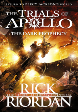 The Trials of Apollo - Book 2 - Dark Prophecy