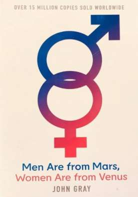 Men Are From Mars, Women Are From Venus - Paper Back