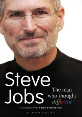 The Man Who Thought Different (Steve Jobs) - Paper Back