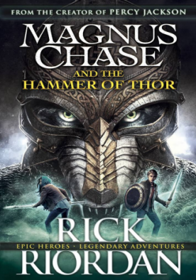 Magnus Chase and The Hammer of Thor - Paper Back