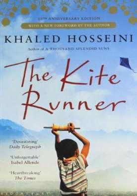 The Kite Runner - Paper Back