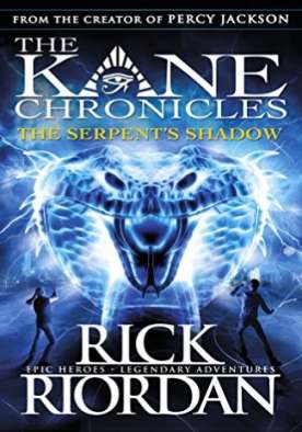 The Serpents Shadow - The Kane Chronicles
