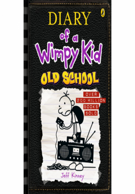 Diary of a Wimpy Kid - Book 10 - Old School