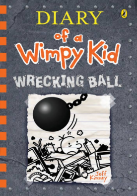Diary of a Wimpy Kid - Book 14 - Wrecking Ball