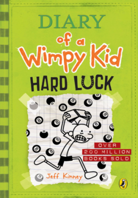 Diary Of A Wimpy Kid - Book 8 - Hard Luck